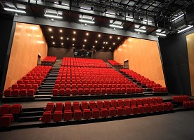 Chemillé Congress Center - Foirail Theater - Amphitheater