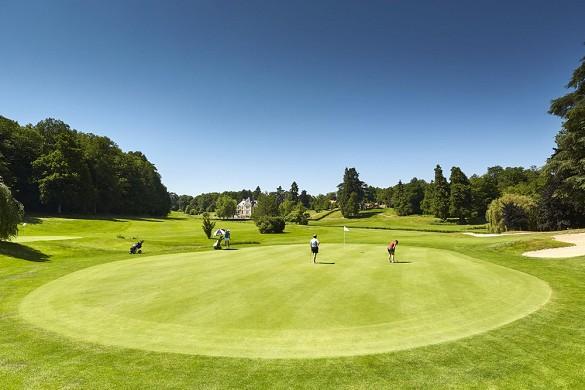 Golf blue green tours ardrée - seminario verde