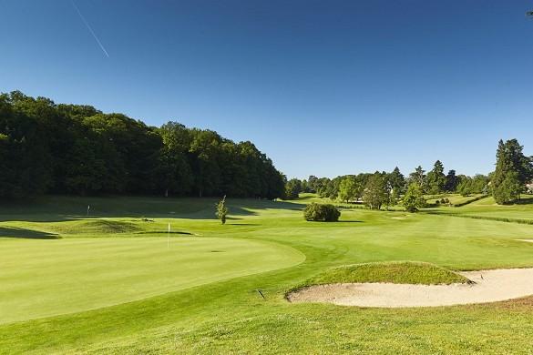 Golf blue green tours ardrée - exterior