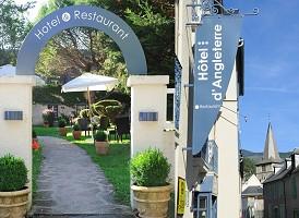 Hotel d'Angleterre Arreau - hotel para seminarios estrellas 3 en el Alto Pirineo 65