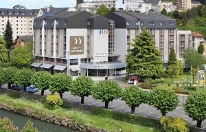 Mediterranean Hotel Lourdes - Front
