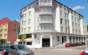 Hotel Esplanade Eden - Hotel Front