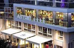 Astrid Hotel - estrella 4 seminario pesada