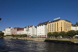 Paradise Hotel - L'esterno dell'hotel