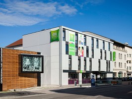 Ibis Styles Montbeliard Centro Velotte - Hotel Star 3 para seminários de negócios