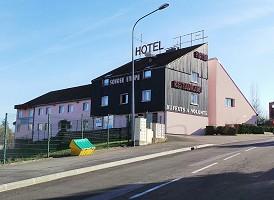Albergo Vesontio - Besançon dell'hotel seminario