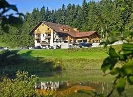 L'Etang du Moulin - venue in the Doubs