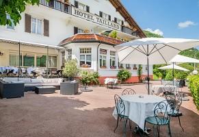 Hotel Taillard - Terraza