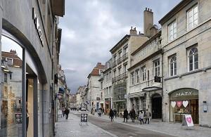 Hotel de Paris Besançon - Esterno