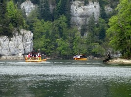 ideal environment for a wilderness seminar