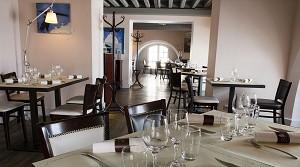 Gabriel - Restaurant for a burgundy business meals