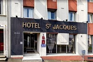 Seminarraum: Hotel Saint Jacques -