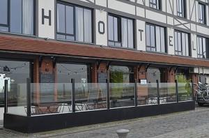 Driver Hotel-Restaurant - Esterno dell'Hotel