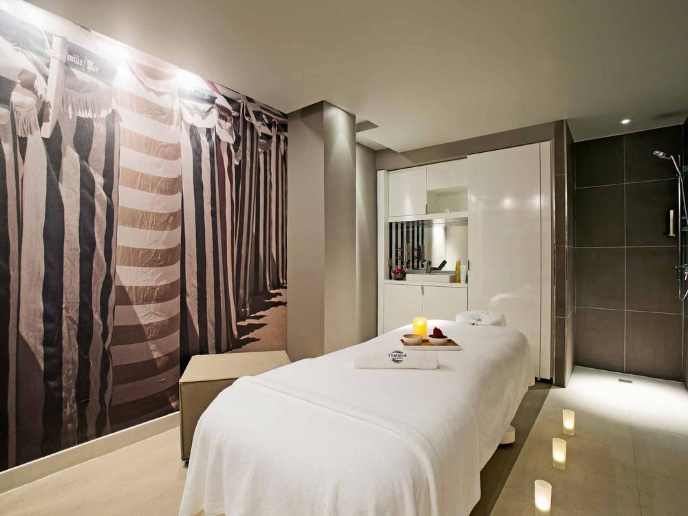 Marine treatments - spa