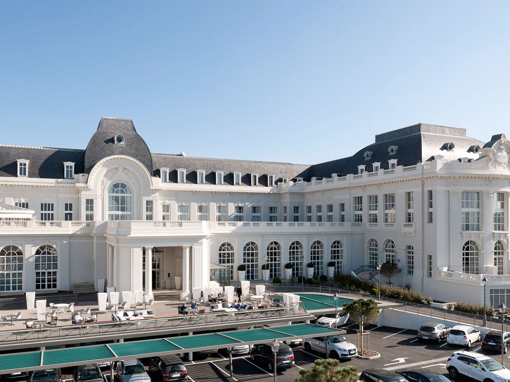 marine treatment - luxury hotel seminar trouville