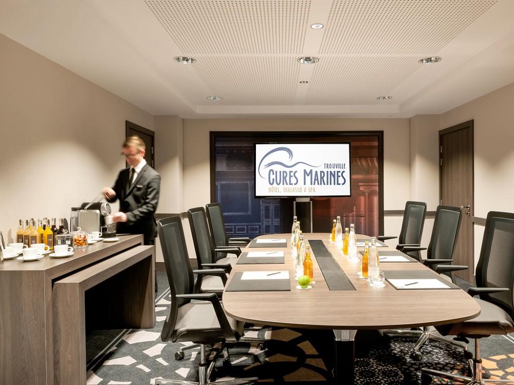 Marine cures - meeting room