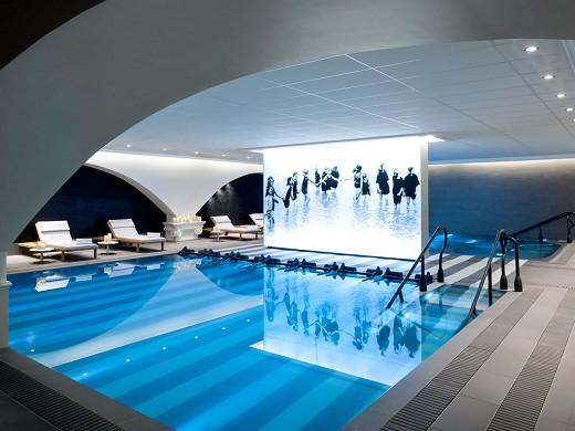 Tratamientos marinos - piscina