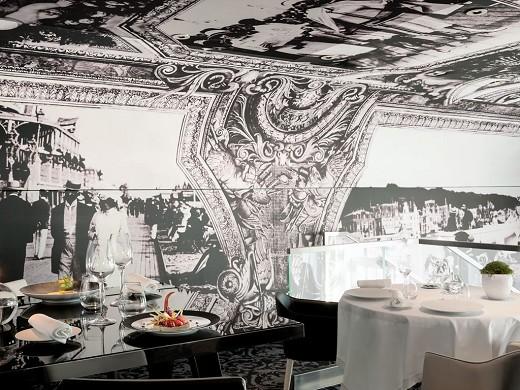 Curas marinas - restaurante