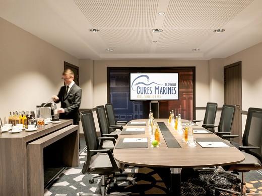 Curaciones marinas - sala de reuniones
