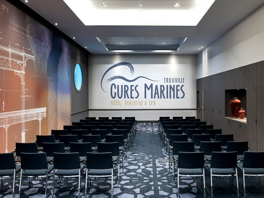 Curaciones marinas - sala de seminarios
