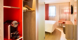 Room for residential seminar in Roissy