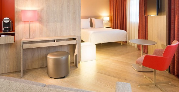 Oceania paris roissy charles de gaule - accommodation