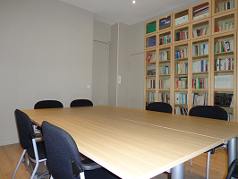zona del Veneto - pequeña sala de reuniones en París