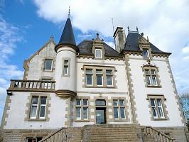 Manor Kerallic - anstelle des Front