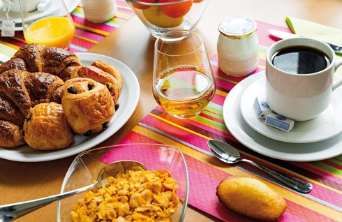 pequeno-almoço cidade Lagrange Boulogne Billancourt