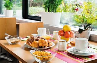 cidade Lagrange Boulogne Billancourt pequeno-almoço 2