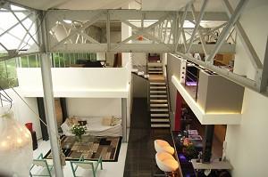 Periferic Parigi - loft parigino per evento aziendale