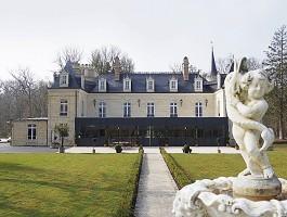 Chateau de Breuil - seminário na aisne