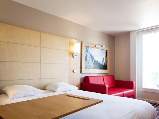 Ibis Styles Chinon - semi residential seminar room