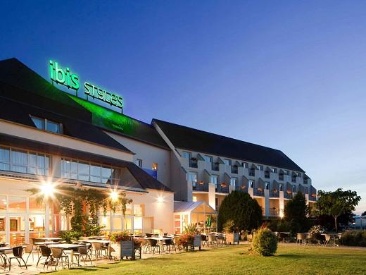 Ibis Styles Chinon - 3 star hotel seminar Indre-et-Loire 37