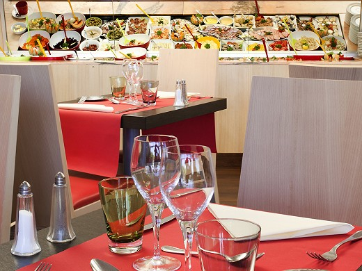 Ibis Styles Chinon - Restaurant