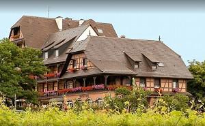 Hostellerie Munsch - Aux Ducs de Lorraine - Seminario Saint-Hippolyte