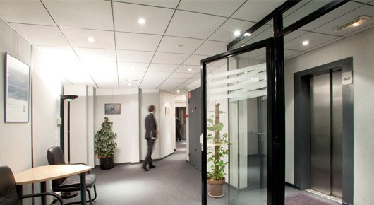 Inter-Center-Bereich Business-Lobby Elysees