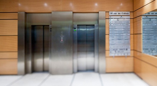 Inter business center Champs Elysees inside