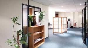 Inter Business Center-Felder in 2