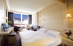 Der goldene Ski - Prestige Raum