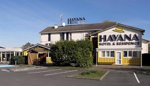 Havana Hotel - 2 Sterne-Hotel für Seminare