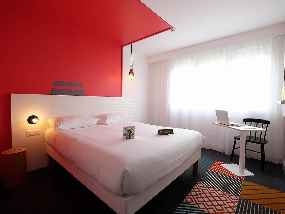 Ibis styles auxerre nord  - chambre