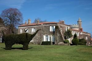 Castel du Verger - fuera
