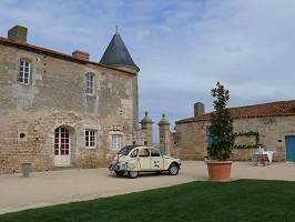 Château de la Chevallerie - seminario Sainte-Gemme-la-Plaine