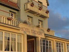 Hotel de Frederick - Frente