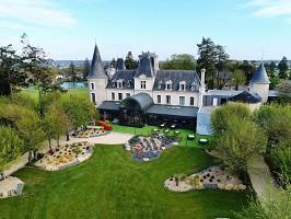 Seminar room: Château de la Barbinière -
