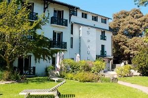 Hotel Saint Paul - Fronte