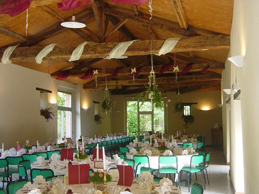 Parco tirpoil - Reception Room