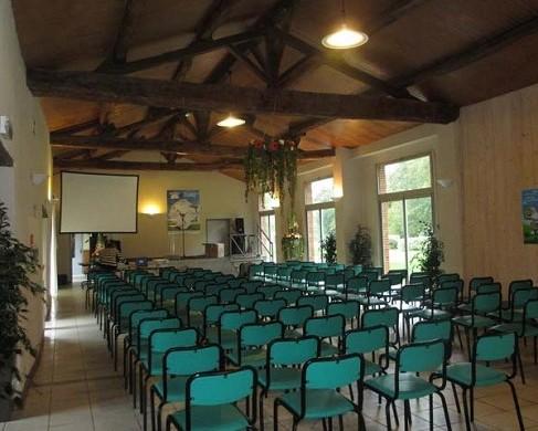 Tirpoil park - sala seminari