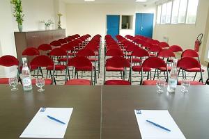 Hotel de la Gare - sala de reunião